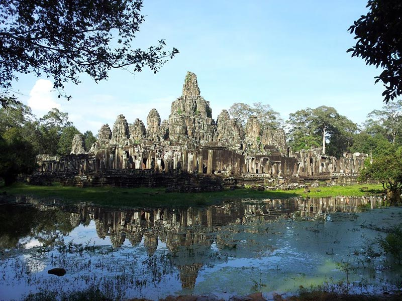 Angkor Wat Heritage Tours