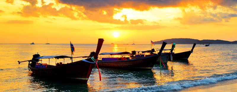 Bangkok - Pattaya - Phuket - Krabi Tour