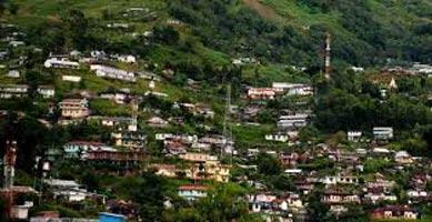 Wokha Nagaland Tour
