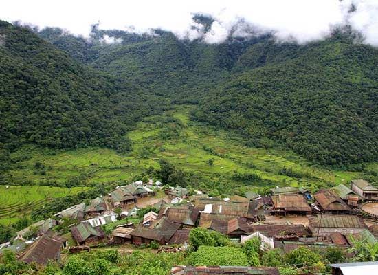 Assam Nagaland Tour