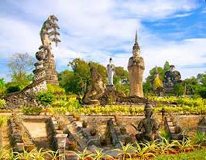 The Historic Capital Vientiane 3 Days / 2 Nights Tour