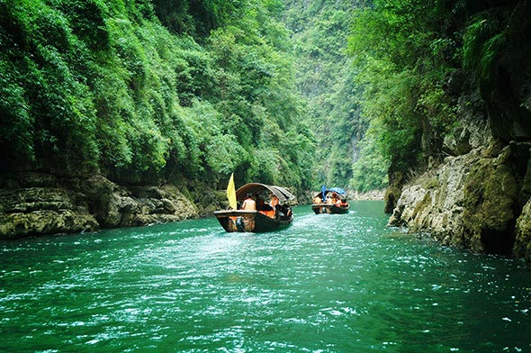 China With Yangtze River Cruise 13 Nights (Direct Joining)