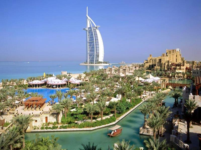 Super Saver Dubai Tour