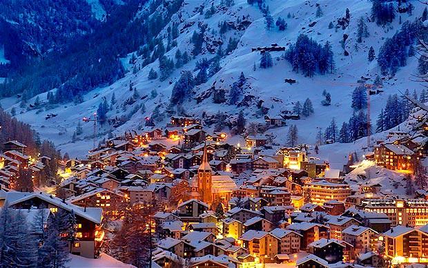 Switzerland Honeymoon Tours