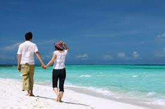 Exotic Honeymoon Beaches Package