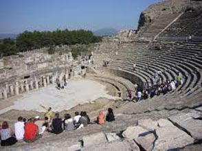 Biblical Ancient Wonders Of Turkey Tour