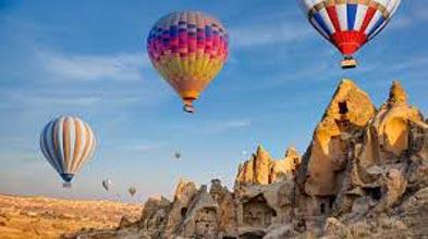 Explore Cappadocia From Antalya Tour
