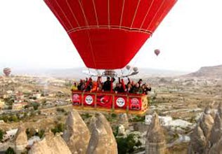 Exclusive Cappadocia Hot Air Balloon Ride