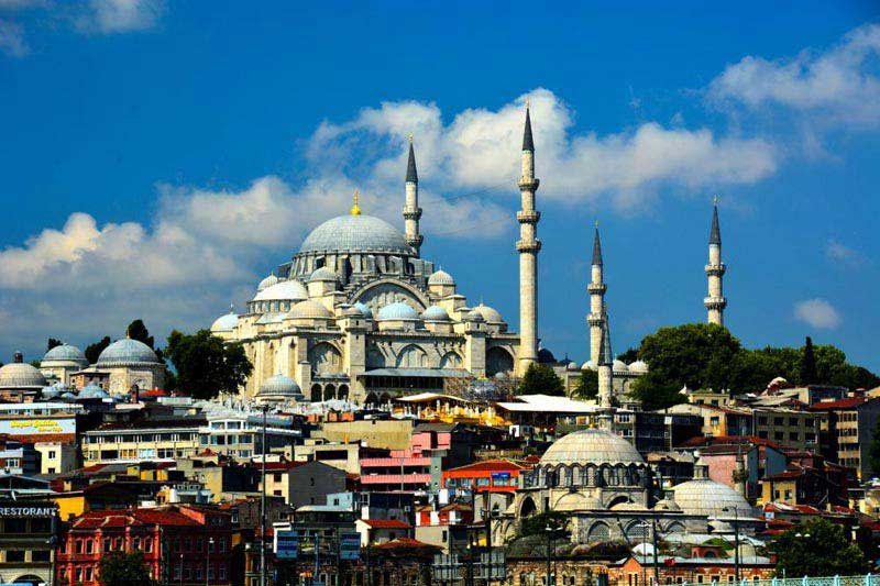 Best Turkey Tour From Istanbul Package