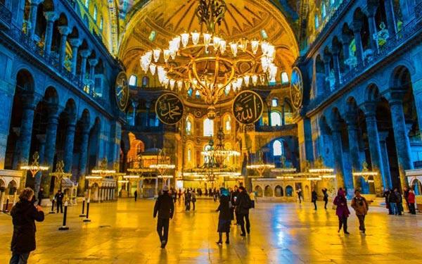 Biblical Ancient Wonders Of Turkey Package