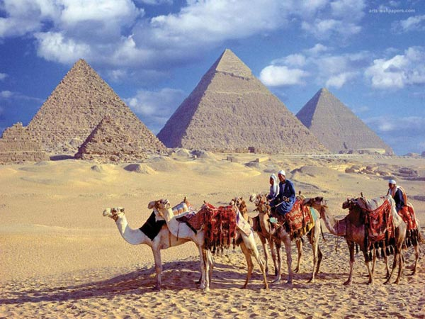 Egypt Tour By Train Package
