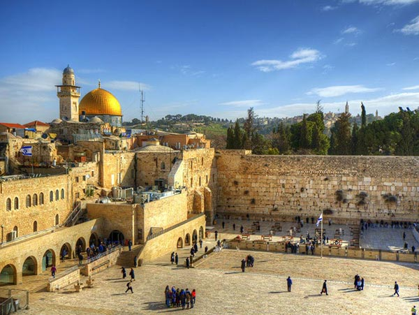 Heritage Of The Holyland Tour Package