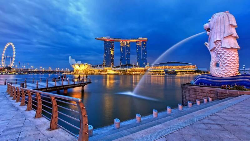 SINGAPORE TOUR– 5 DAYS