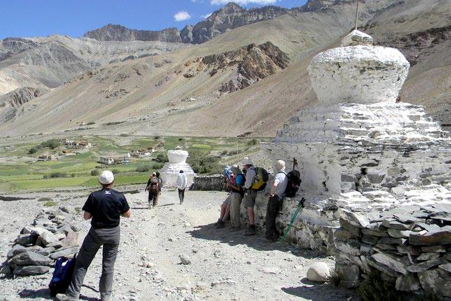 Southern Zanskar Tour