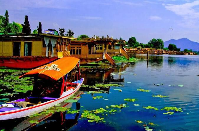 Kashmir Package - 7 Nights & 8 Days Tour