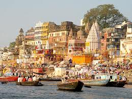 Golden Triangle With Holy River Ganga Tour