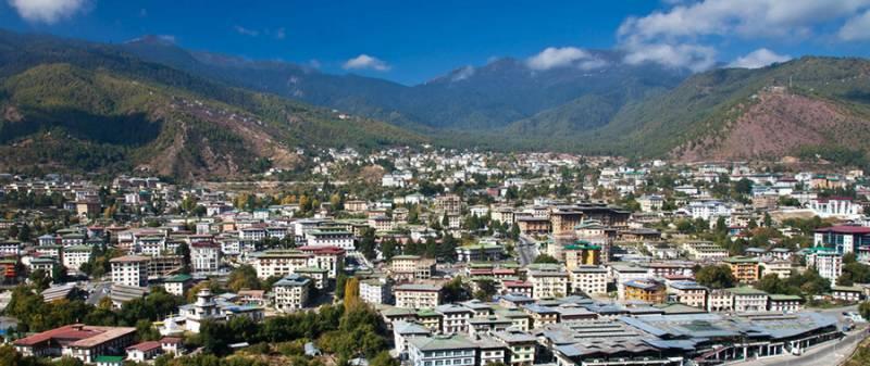 Phuentsholling - Thimpu - Punakha - Paro Tour