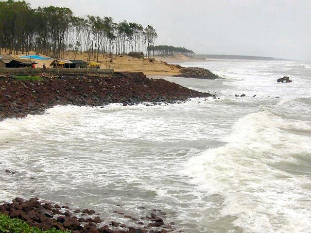 Sea Shore Bengal Tour
