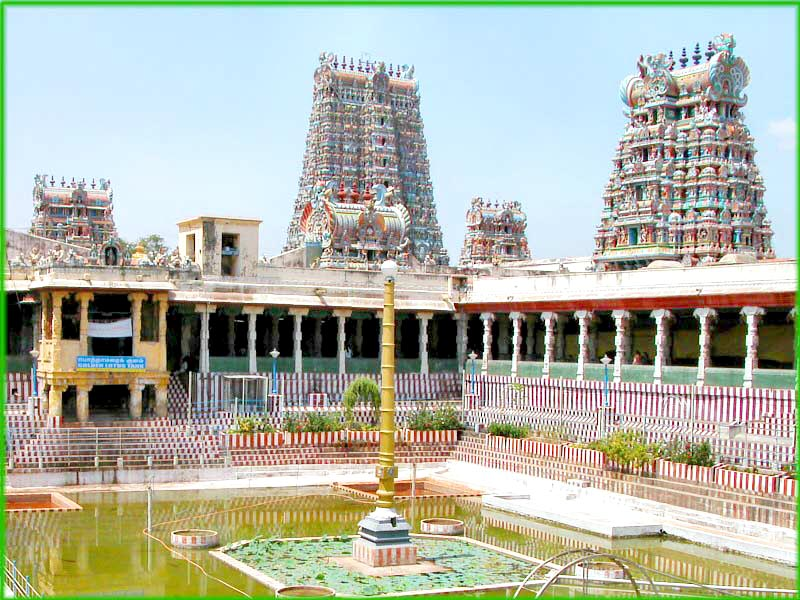 Spiritual Tours Of South India
