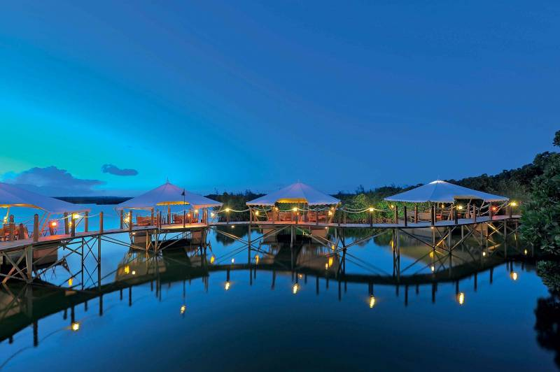 Mauritius Honeymoon - Coral Azur (7 Days)