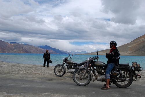 Discover Ladakh By Bike Tour Package