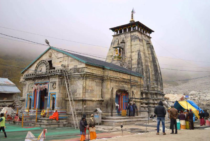 Char Dham With Hemkund Sahib Tour