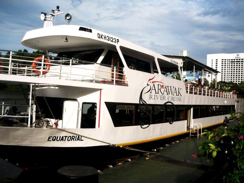 Sarawak River Cruise Package