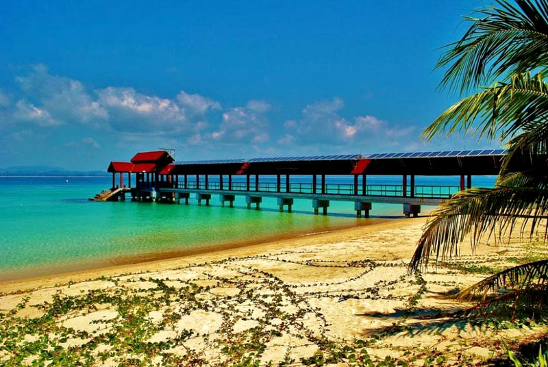 Discover Kapas Island Tour