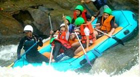 Full Day Rafting Safari Tour