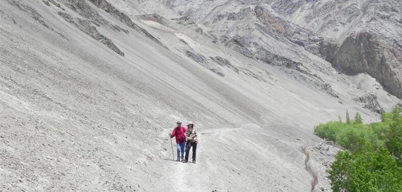Lamayuru To Alchi Trek Trekking Tours