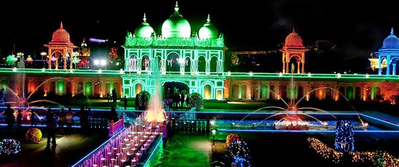 Hyderabad Family Tour Ramoji Film City