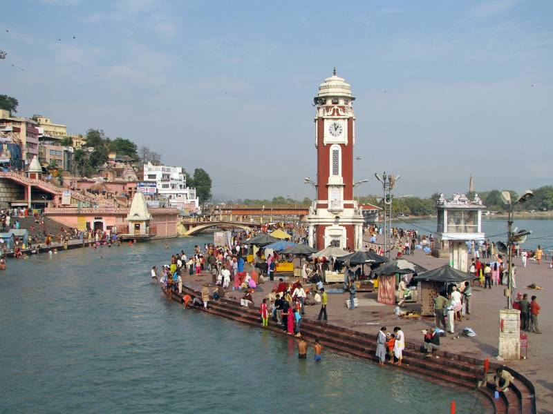 Delhi With Haridwar Tour