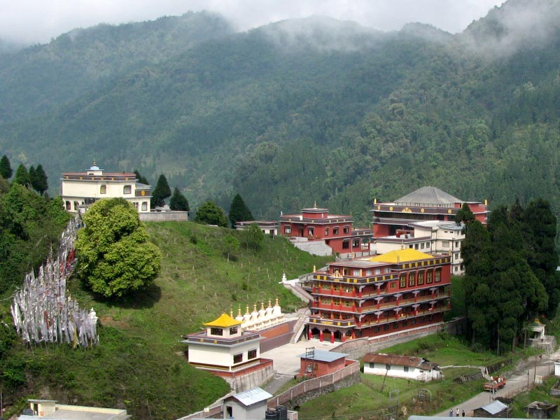 Lava Lolegaon - Kalimpong Tour