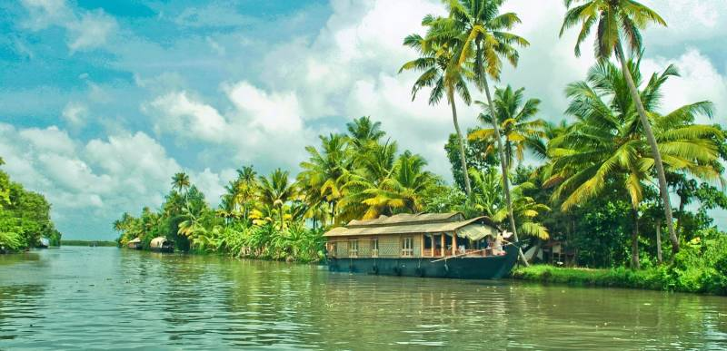 Kerala Luxury Package