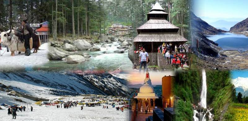 5night 6days Shimla , Manali, Chandigarh Tour