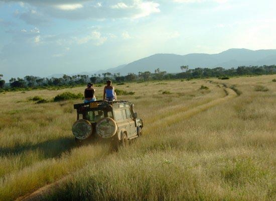Kenya Wildlife Holiday Accross The Maasai Land Tour