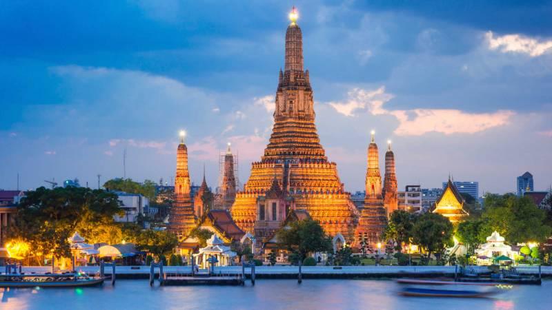 Thailand Group Tour Fixed Departure From Kolkata To Kolkata Tour