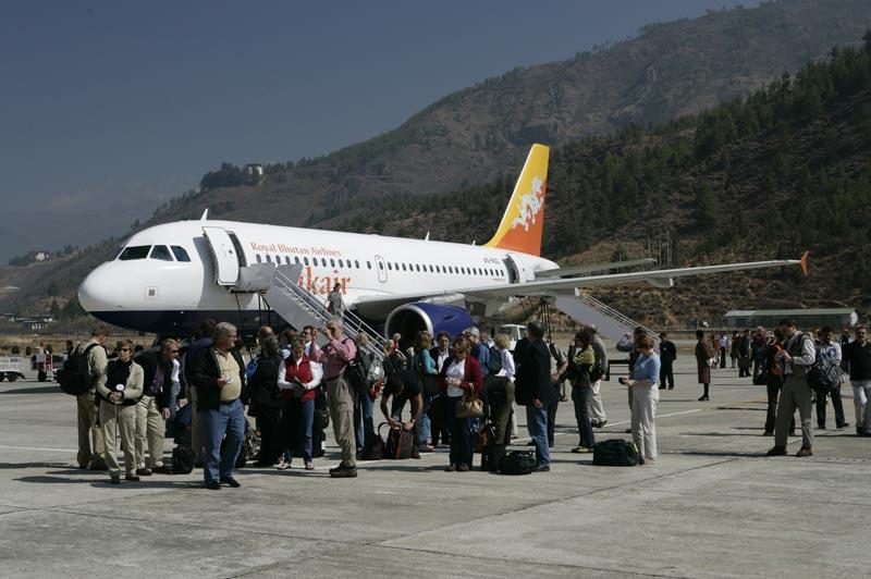 Bhutan 5N 6D Package