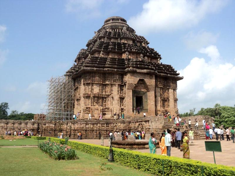 Odisha With Diamond Triangle Tour