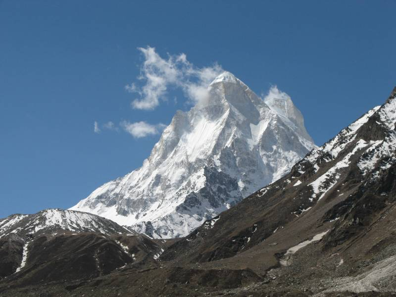 Mt Shivling Trek Tour