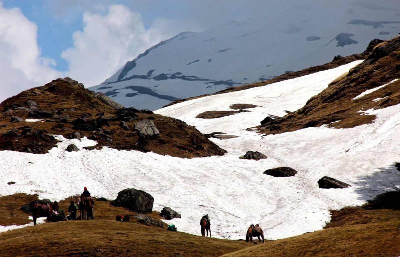 Kuari Pass Tapovan Trekking Tour