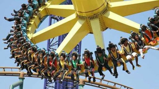 Imagica - Aquamagica Mumbai Package