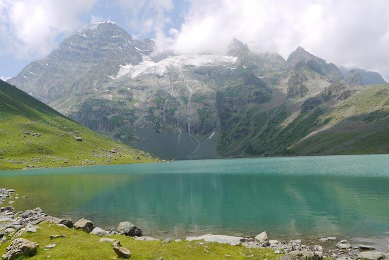 Gangabal Twin Lakes Trek Tour