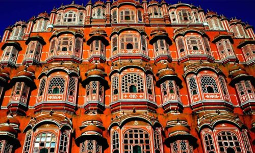 Golden Traingle : Delhi, Agra & Jaipur Tour
