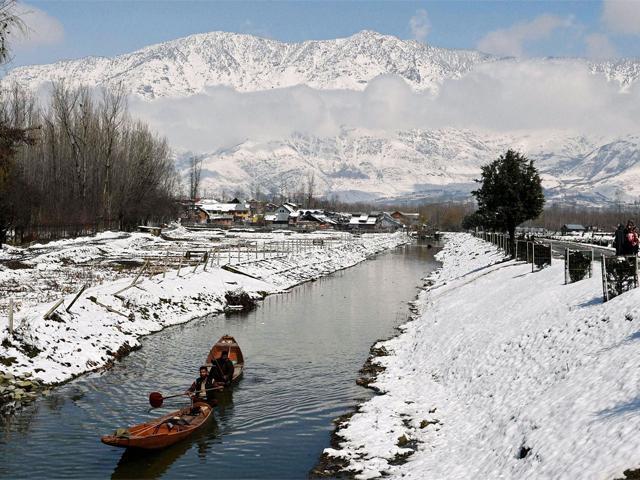 Kashmir - Vaishno Devi - Amritsar Tour