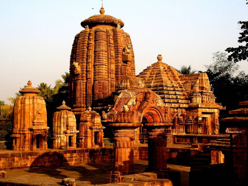 Konark - Puri - Bhuvaneshwar 'b' Tour