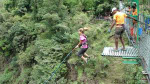 Bunjy Jumping & Rafting Tour