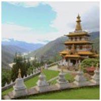 Grand Tour Of Central Bhutan