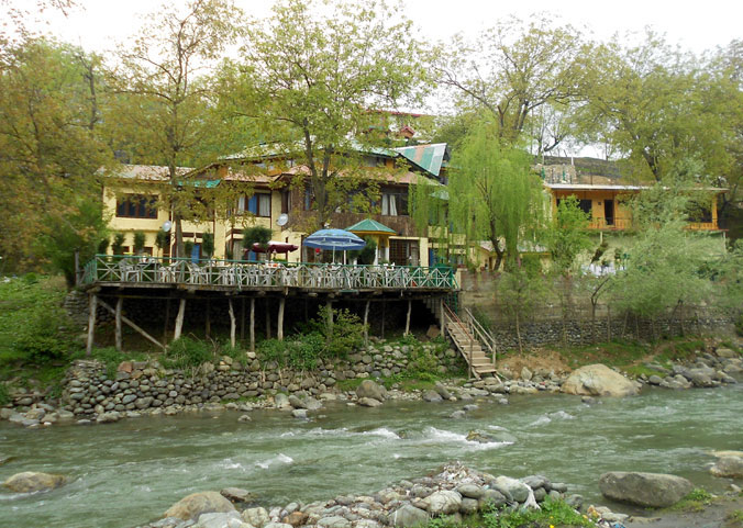 Best Stay And Location In Pahalgam