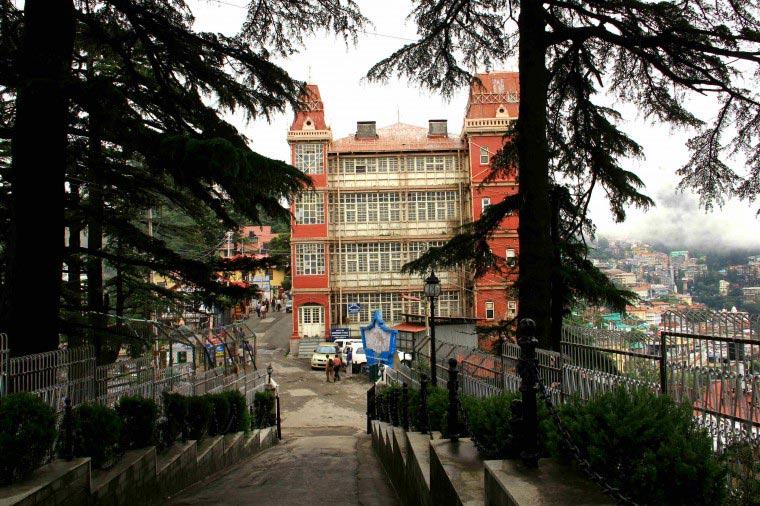 Shimla & Manali Volvo Tour